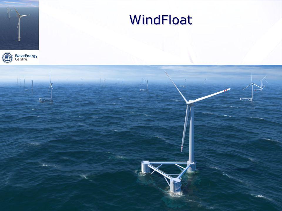 Eólica 'Offshore': Estado Tecnológico e Perspectivas do Mercado  A2Sea: ...has not been a market, but a collection of projects. Barcaças existentes reservadas até 2011 (A2Sea); 'défice' geral de capacidade de instalação entre 2010 e 2012 Mais 5 barcaças encomendadas por A2Sea (70% cota do mercado) Instalação e Manutenção Crane vessel (turbinas) Jack-up barge (fundações)  Manutenção ainda factor relevante (fiabilidade) Opção de acesso por helicóptero e/ou embarcações com acesso especial