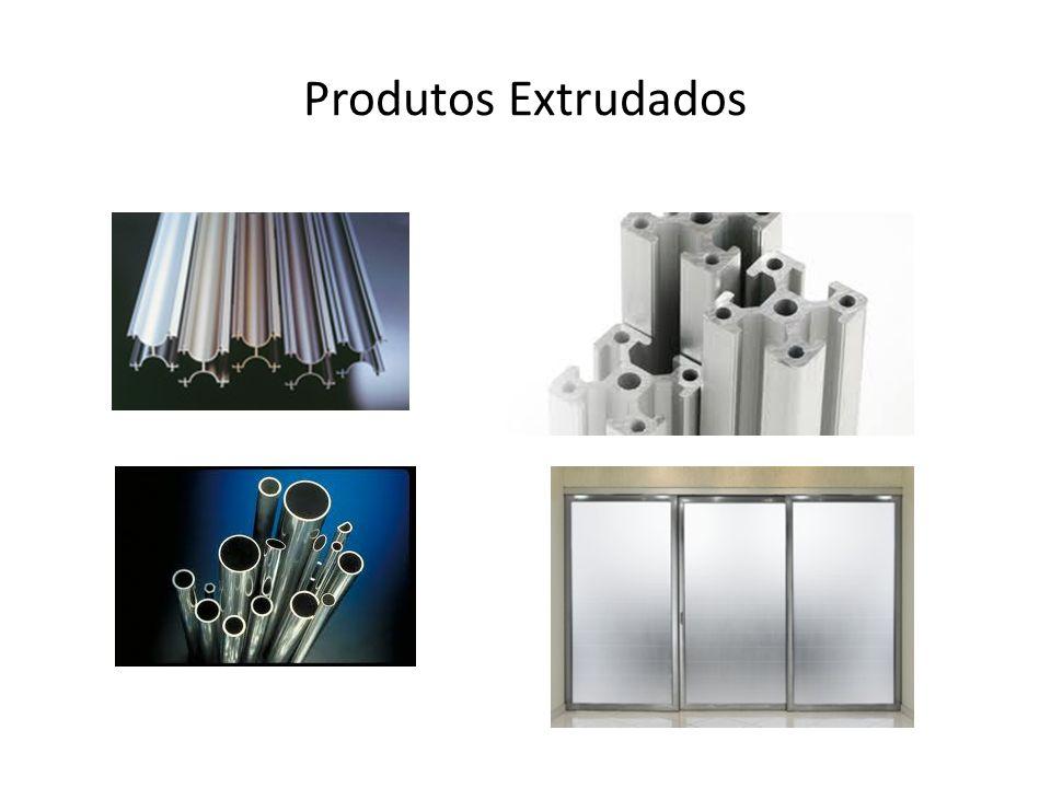 Produtos Extrudados