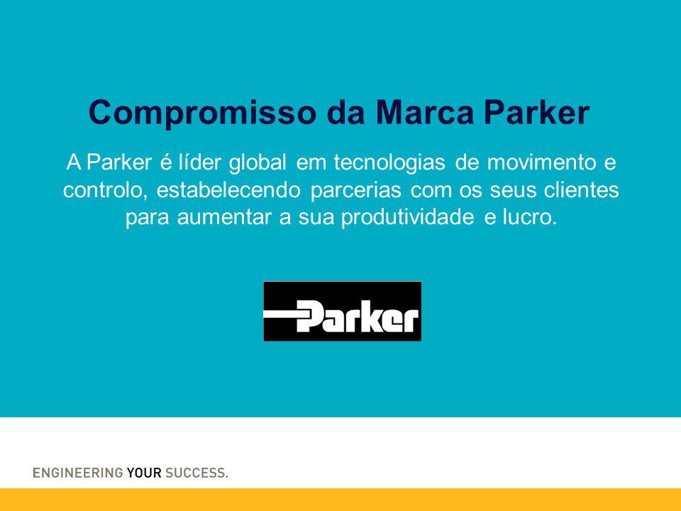 A Parker é líder global em tecnologias de movimento e controlo, estabelecendo parcerias com os seus clientes para aumentar a sua produtividade e lucro