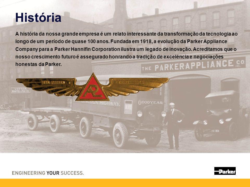 História A história da nossa grande empresa é um relato interessante da transformação da tecnologia ao longo de um período de quase 100 anos.