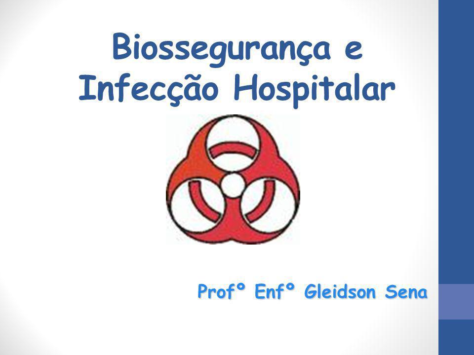 Biossegurança e Infecção Hospitalar Profº Enfº Gleidson Sena