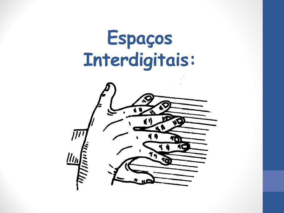 Espaços Interdigitais: