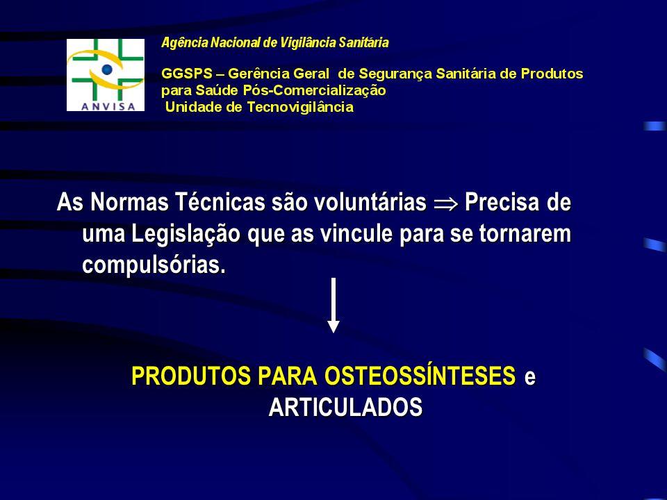 Resolução RDC 185 de 22/10/2001 – Estabelece os procedimentos para Registro dos produtos produtos para saúde.