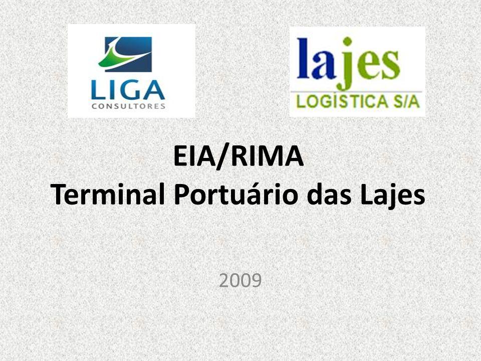 EIA/RIMA Terminal Portuário das Lajes 2009