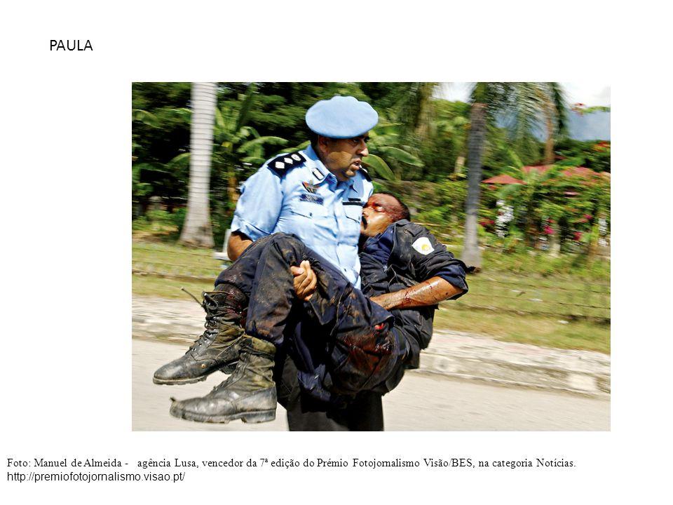 Foto: Manuel de Almeida - agência Lusa, vencedor da 7ª edição do Prémio Fotojornalismo Visão/BES, na categoria Notícias. http://premiofotojornalismo.v
