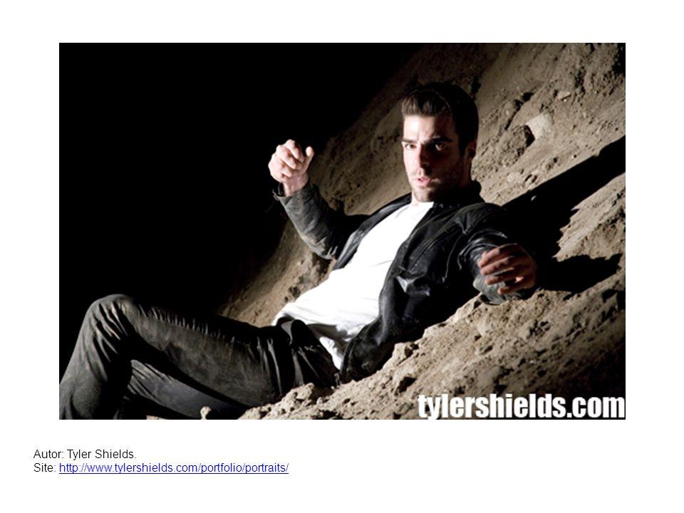 Autor: Tyler Shields. Site: http://www.tylershields.com/portfolio/portraits/http://www.tylershields.com/portfolio/portraits/