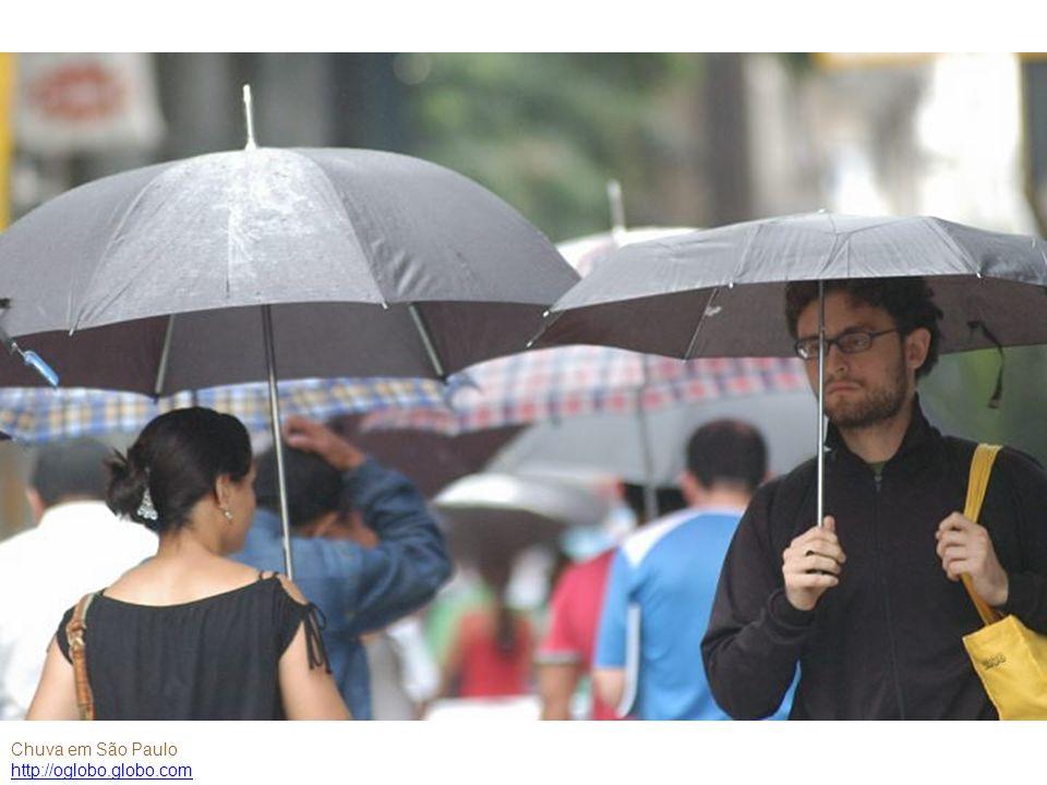 Chuva em São Paulo http://oglobo.globo.com