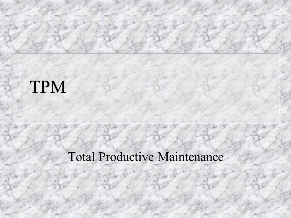 Atuação da Produção n Limpeza Diária/Apontamento de Problemas: – 5 minutos – Pequena área – Inspeções básicas – Solucionar o que for possível – Apontar ( de forma visível ) o que não for possível de ser solucionado