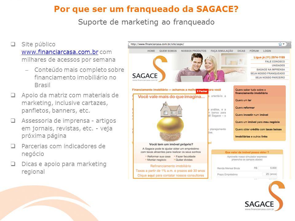  Site público www.financiarcasa.com.br com milhares de acessos por semana www.financiarcasa.com.br Conteúdo mais completo sobre financiamento imobil