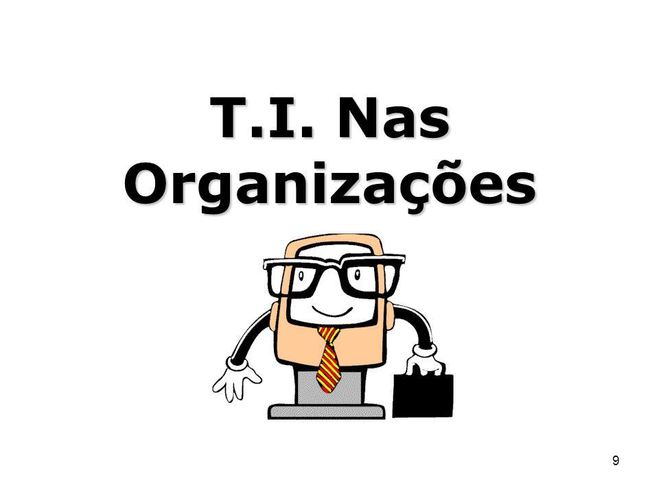 9 T.I. Nas Organizações