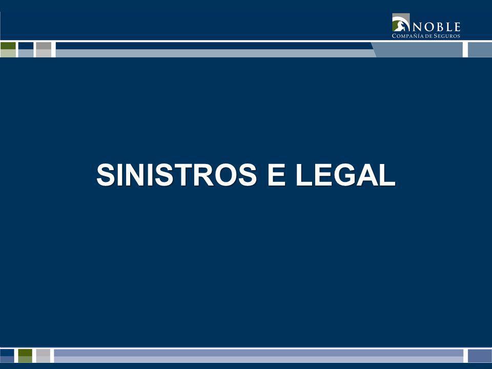 SINISTROS E LEGAL