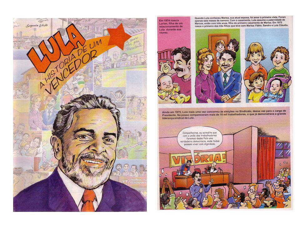 No Brasil houve inúmeras histórias na era Vargas. Mais recentemente, com a democracia, os políticos – em especial os políticos - também descobriram os