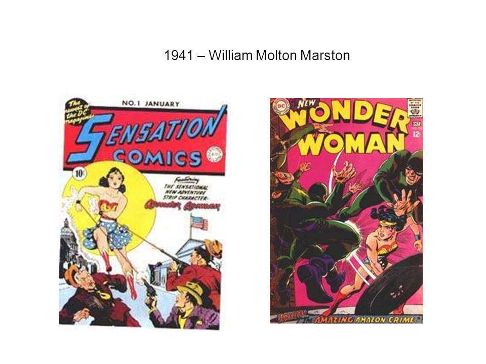 1941 – William Molton Marston