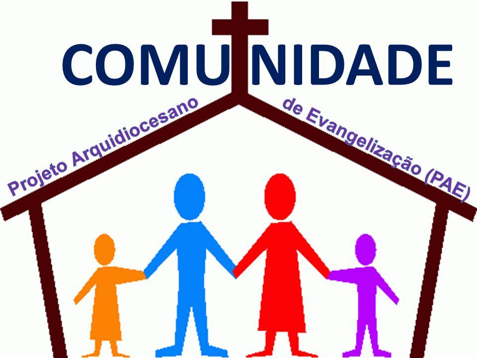 COMUNIDADE… O QUE É? Foto: Capela Nossa Senhora Mãe dos Homens Bom Jardim Carandaí