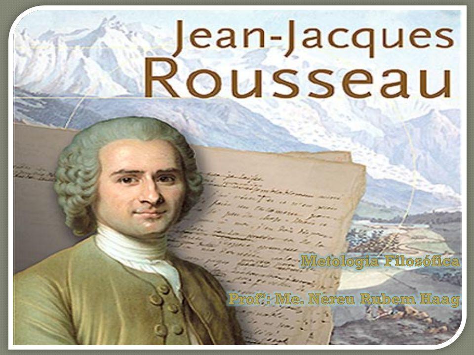 Procure extrair as noções filosóficas; Esboce a argumentação de Rousseau; Prossiga a leitura deste capítulo;