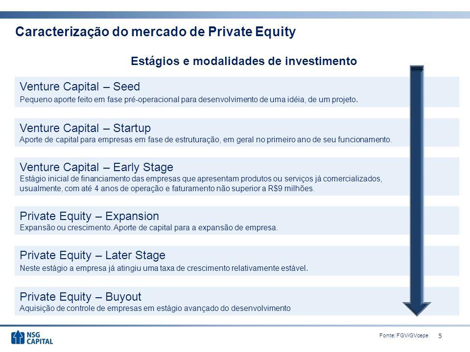 16 Estruturação dos Fundos de Participação Gestor: responsável pela estratégia de entrada e saída no investimento.