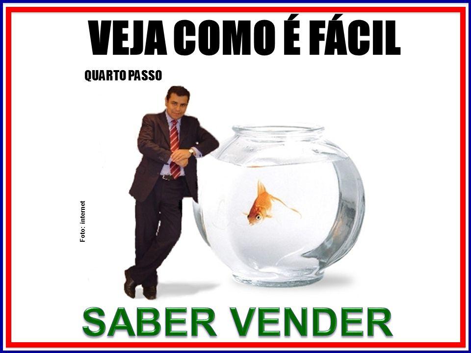 VEJA COMO É FÁCIL QUARTO PASSO Foto: internet