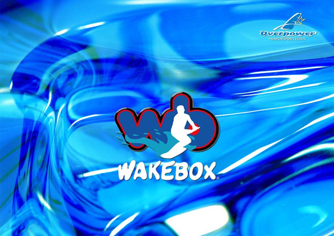 A gama completa Wakebox inclui: 1.