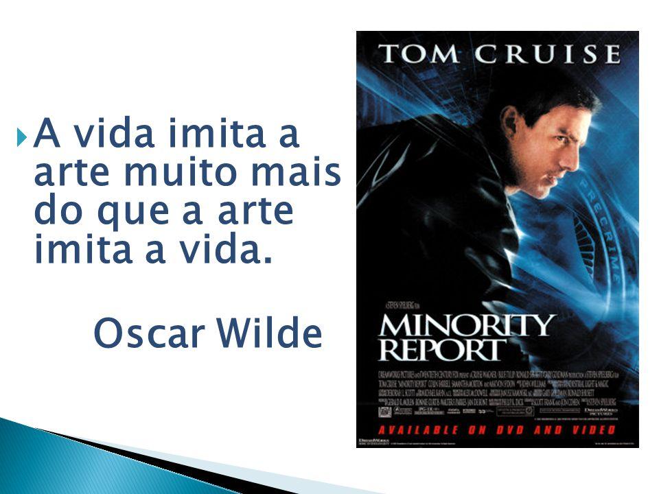 CENAS DO FILME MINORITY REPORT