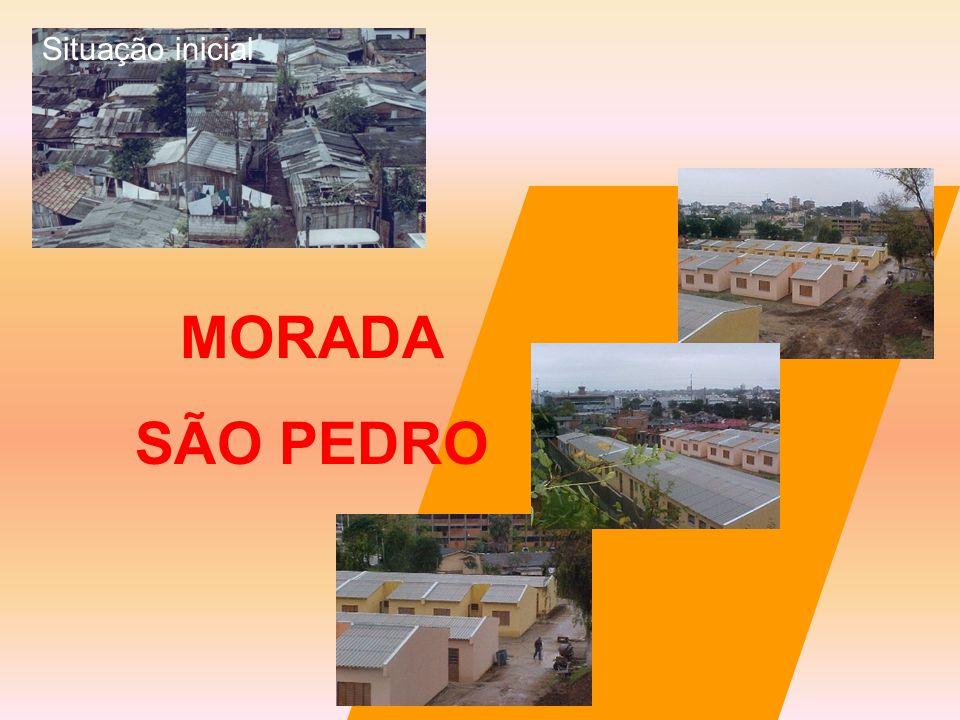 Situação inicial MORADA SÃO PEDRO