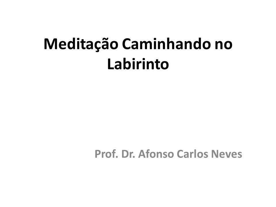Meditação Caminhando no Labirinto Prof. Dr. Afonso Carlos Neves