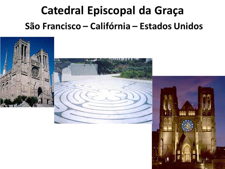 Catedral Episcopal da Graça São Francisco – Califórnia – Estados Unidos