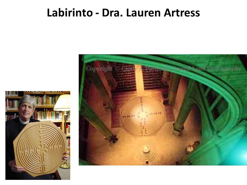 Labirinto - Dra. Lauren Artress