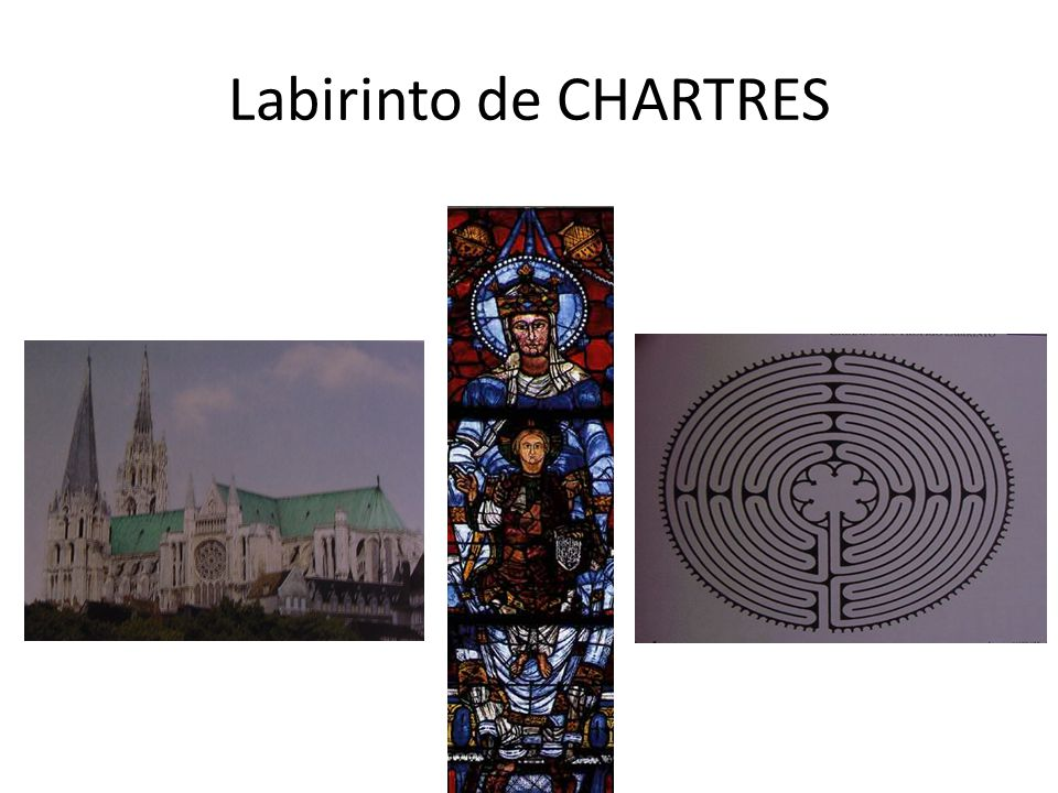 Labirinto de CHARTRES