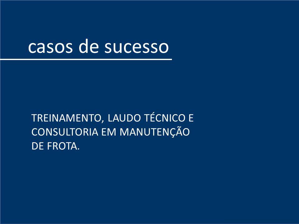 Inicio TREINAMENTO, LAUDO TÉCNICO E CONSULTORIA EM MANUTENÇÃO DE FROTA.