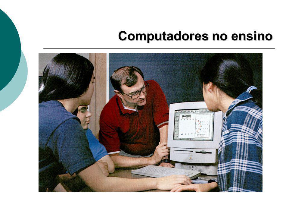 Computadores no ensino