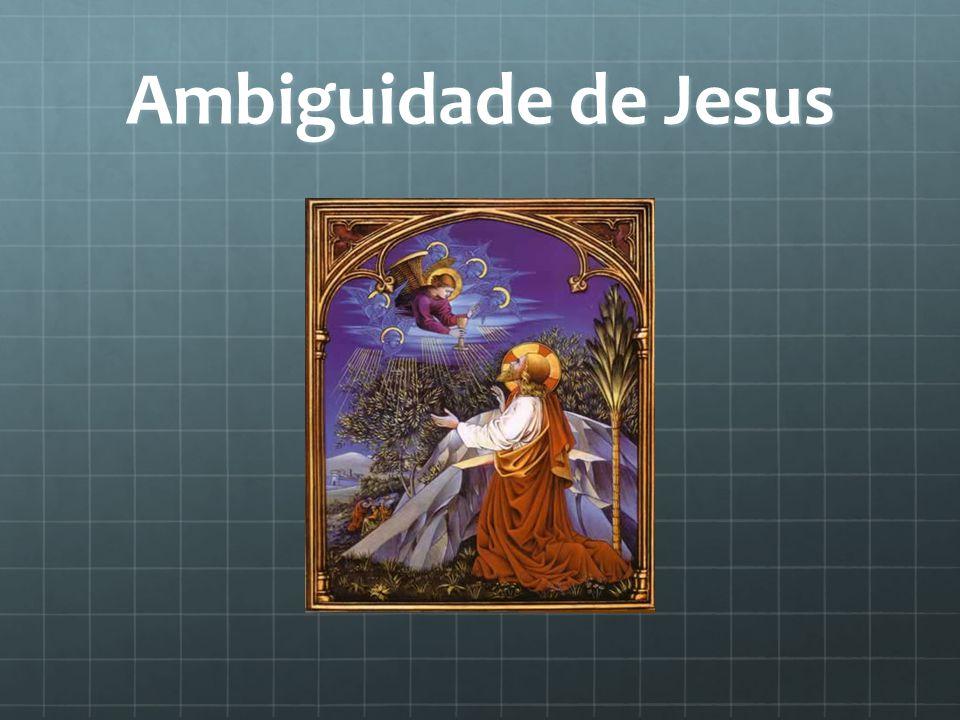 Ambiguidade de Jesus