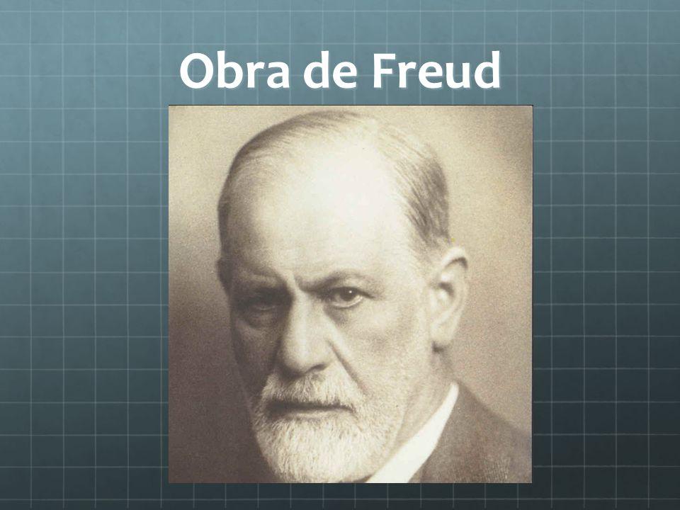 Obra de Freud
