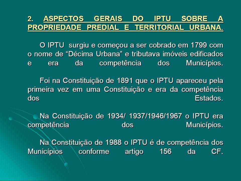 8.PROGRESSIVIDADE DA ALÍQUOTA DO IPTU O que é progressividade.
