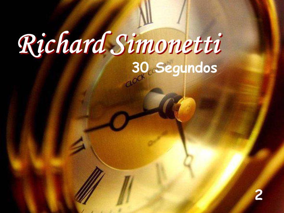 Richard Simonetti 30 Segundos 2