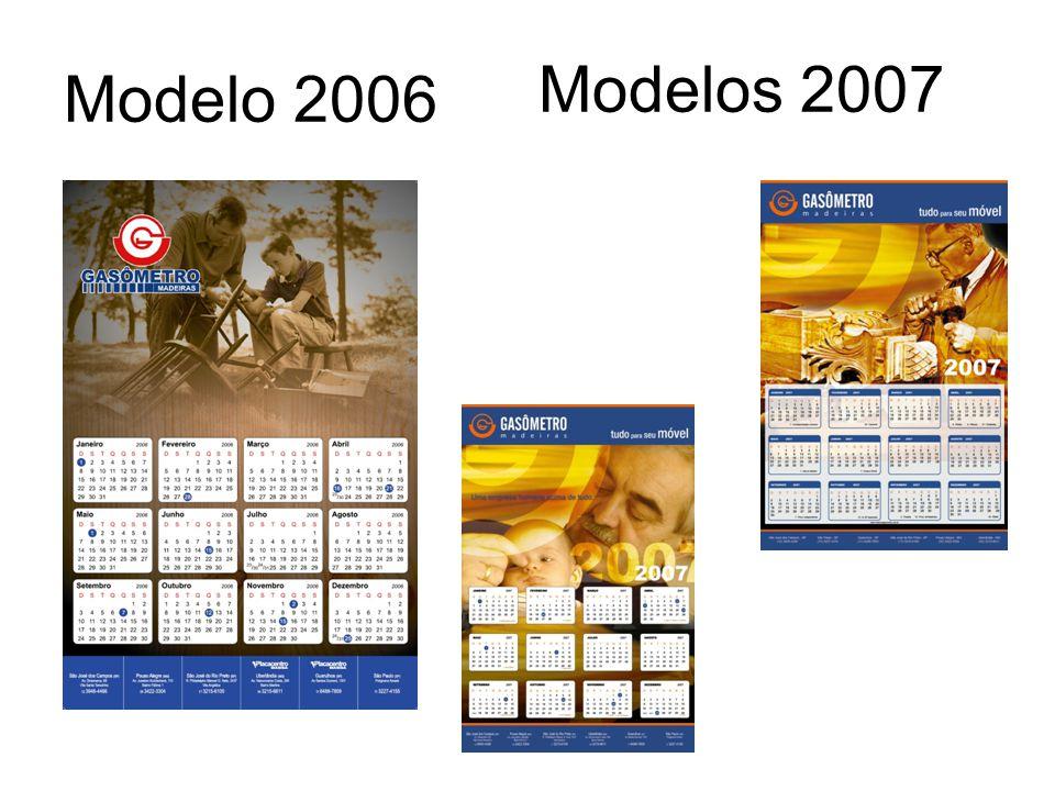 Modelo 2006 Modelos 2007