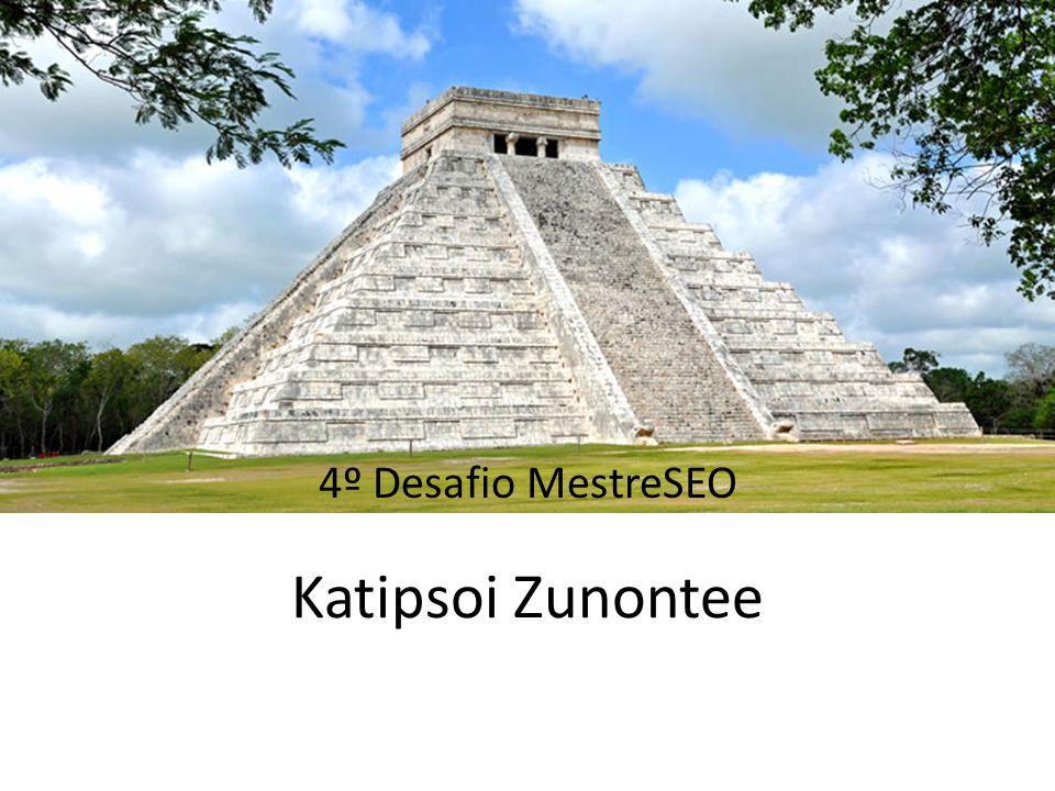 O que Katipsoi Zunontee.