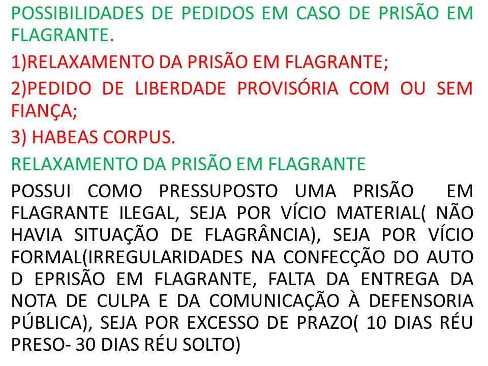 PREVISÃO LEGAL-ART.