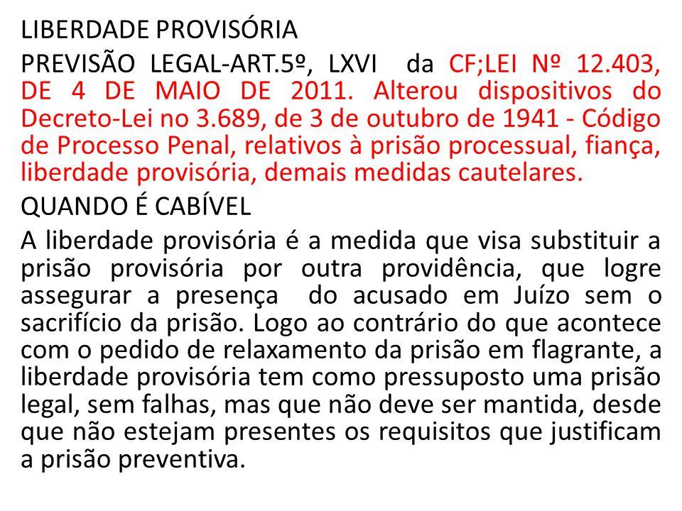EXCELENTÍSSIMO SENHOR DOUTOR JUIZ DE DIREITO DA VARA PENAL DE INQUÉRITOS POLICIAIS FULANO DE TAL, brasileiro, solteiro, estudante, portador da cédula de identidade n.