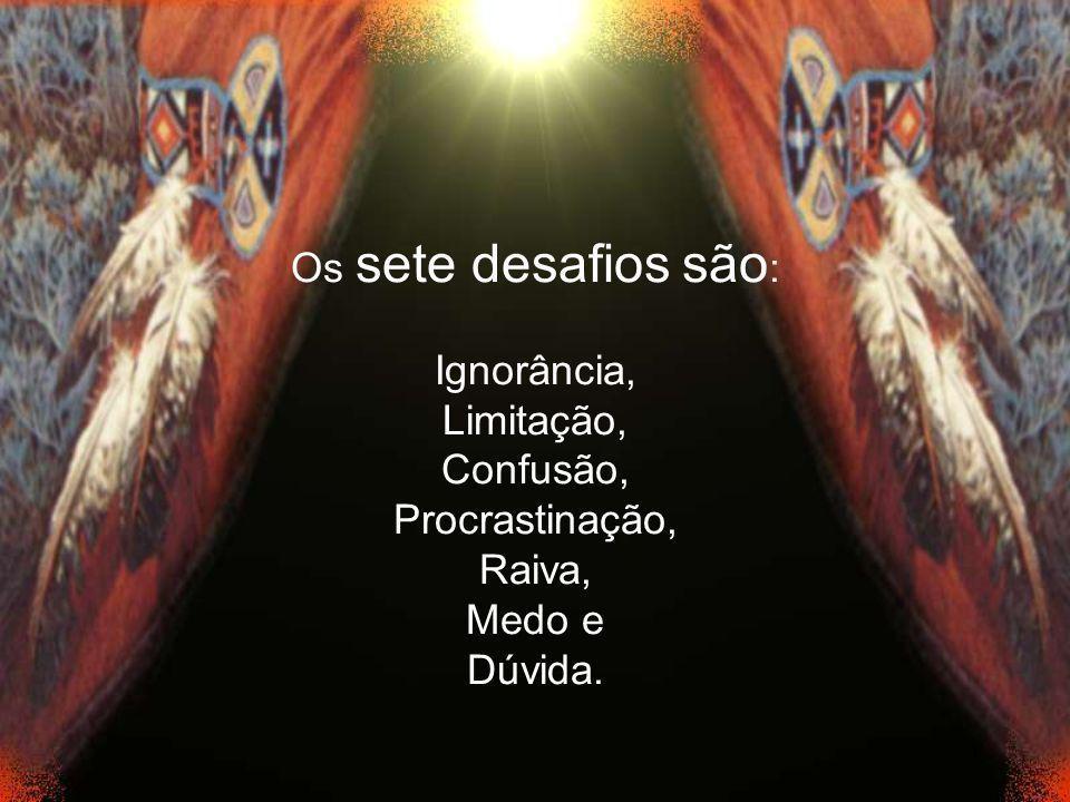 Os sete Talentos são : Visão, Esclarecimento, Focalização, Presença, Bênção, Permissão e Tecelão de Sonhos.