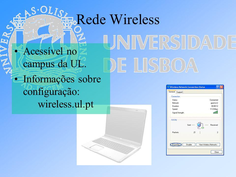 Biblioteca on-line Acesso a partir do campus da UL a milhares de publicações periódicas das principais editoras científicas.