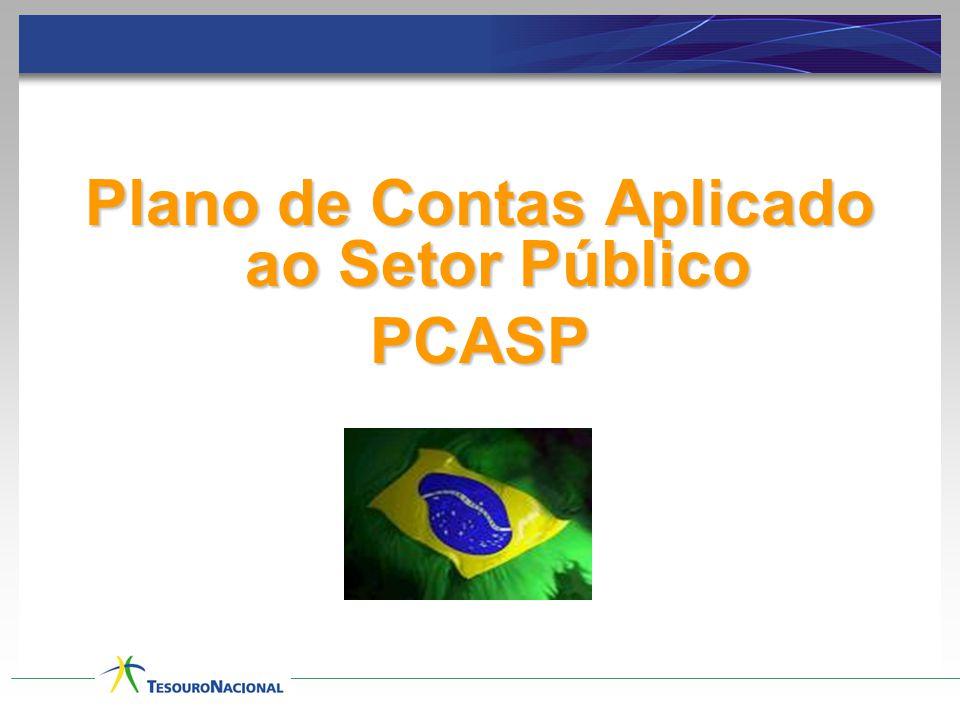 Plano de Contas Aplicado ao Setor Público PCASP