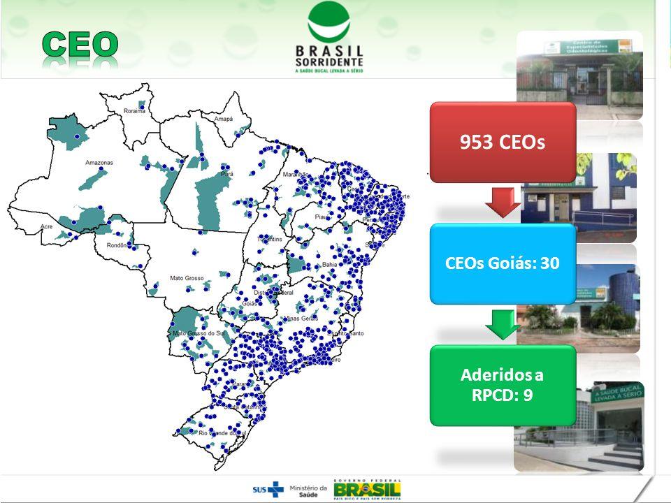 UFMunicípio Tipo de CEO CNES Produção nov.