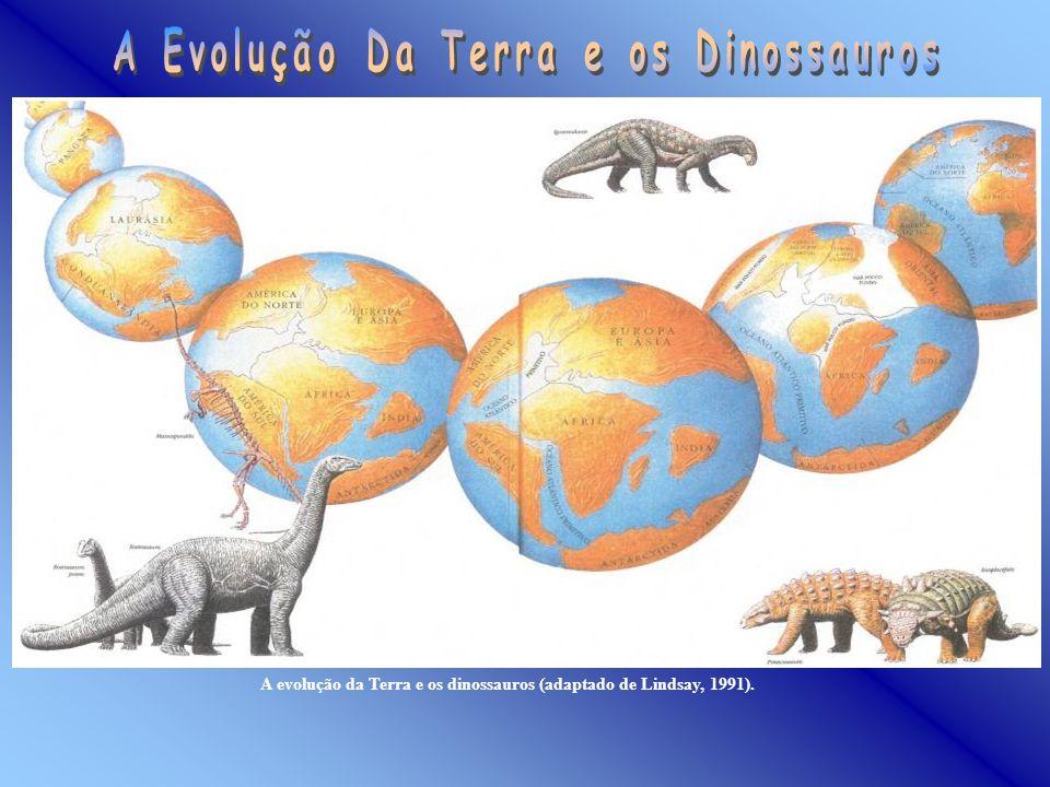 A determinação da idade da Terra Em 1785, reconhecia a longa história das transformações geológicas.