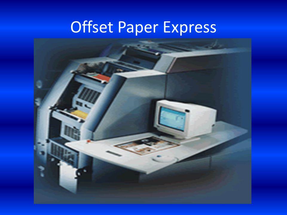 Offset Paper Express