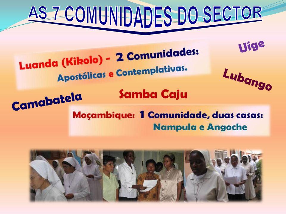 Camabatela Uíge Samba Caju Lubango
