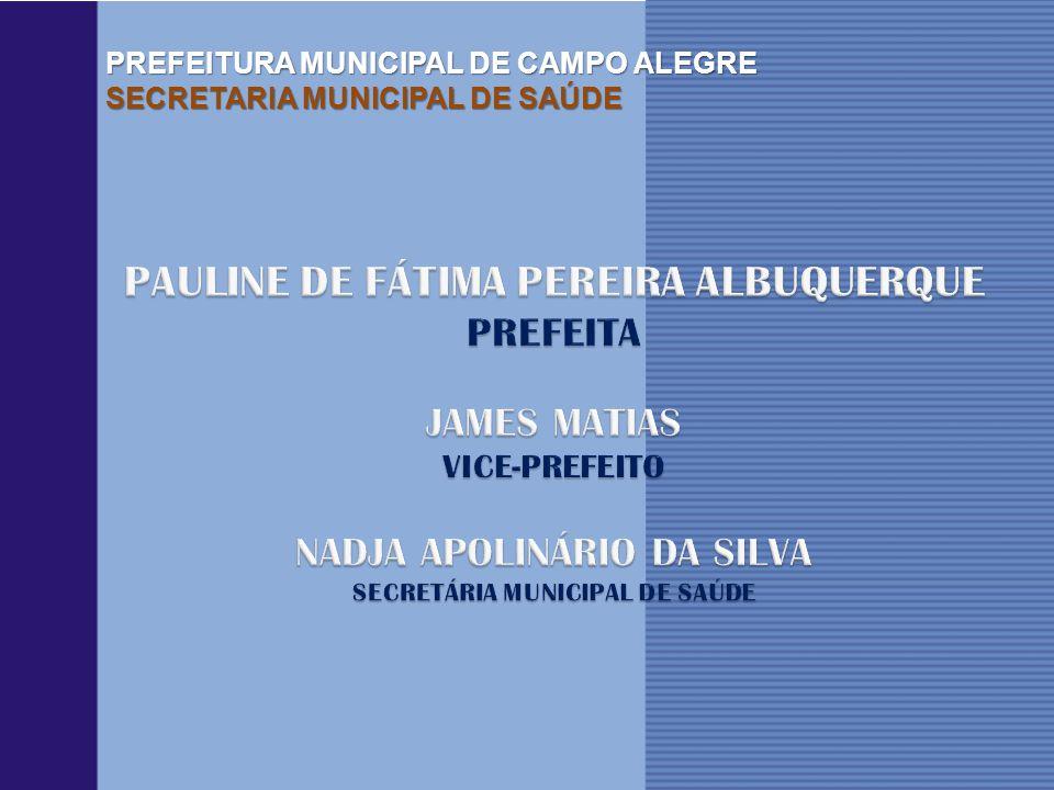 Secretaria Municipal de Saúde Agendamentos SISREG SolicitantesJANFEVMARABRTOTAL UBS.