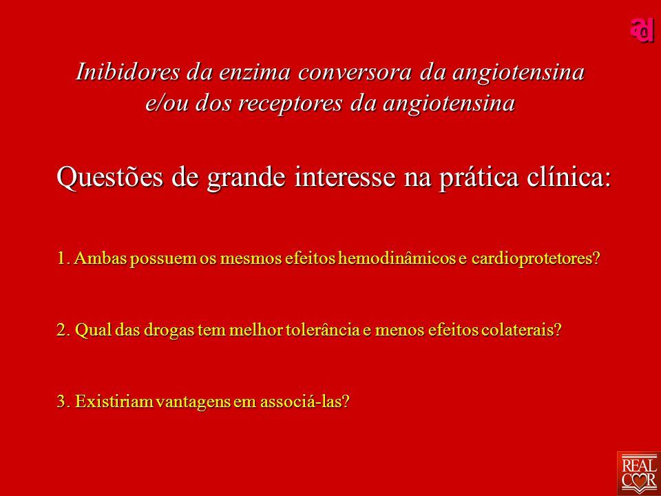 ad SAVE Survival And Ventricular Enlargement study N Engl J Med 1992; 327: 699-77 Circulation 1994; 90: 1731-8 Captopril IAM –FE < 40%