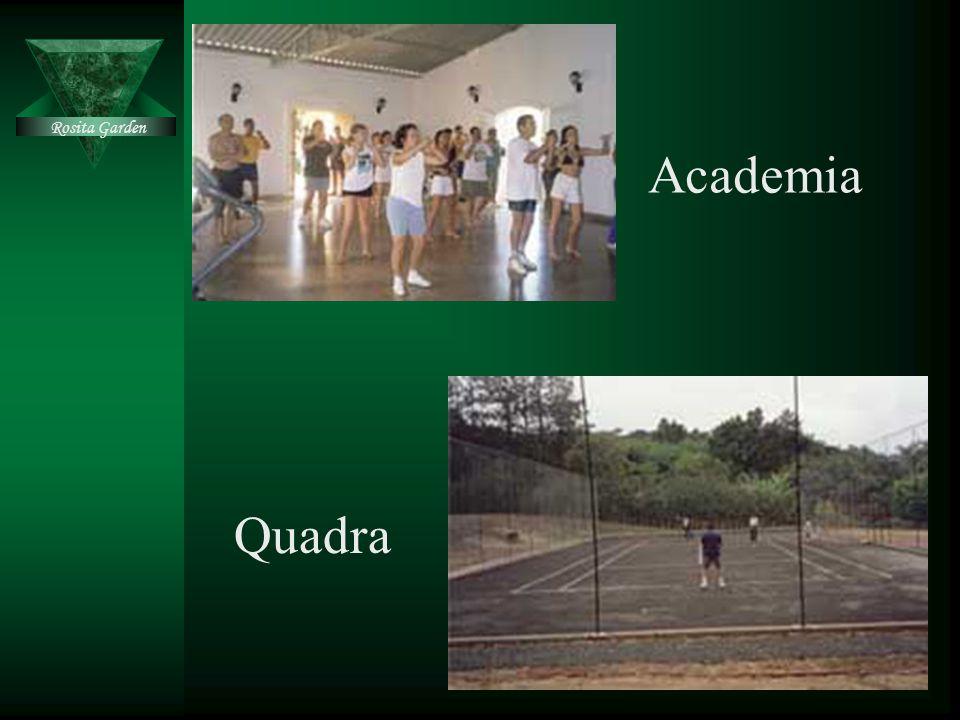 Academia Quadra Rosita Garden