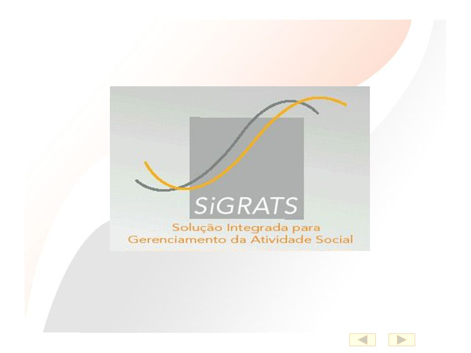 Solução Integrada para Gerenciamento da Atividade Social A SiGRATS é uma solução que: - Controla as ações sociais gratuitas, dentro dos parâmetros legais nas áreas de Educação, Saúde e Assistência Social - Melhora o controle e compartilhamento das Informações Internas - Gerencia as informações necessárias, adequando os requerimentos de Isenções de Impostos e Contribuições Sociais concedidas pelo governo - Elabora automaticamente a Prestação de Contas dos recursos públicos A Solução oferece os benefícios mais atualizados da Tecnologia da Informação, dentre eles: - Acesso remoto pela Internet - Número ilimitado de usuários - Habilitação individual em níveis diferenciados - Implantação em Módulos - Hospedagem da Base de Dados em Servidor Seguro - Integração, Treinamento e Suporte Técnico - Interface amigável de fácil operação O principal diferencial da SiGRATS é que independe de instalação de qualquer software local, podendo ser acessada a todo tempo, por qualquer usuário habilitado, de qualquer equipamento conectado à Internet.