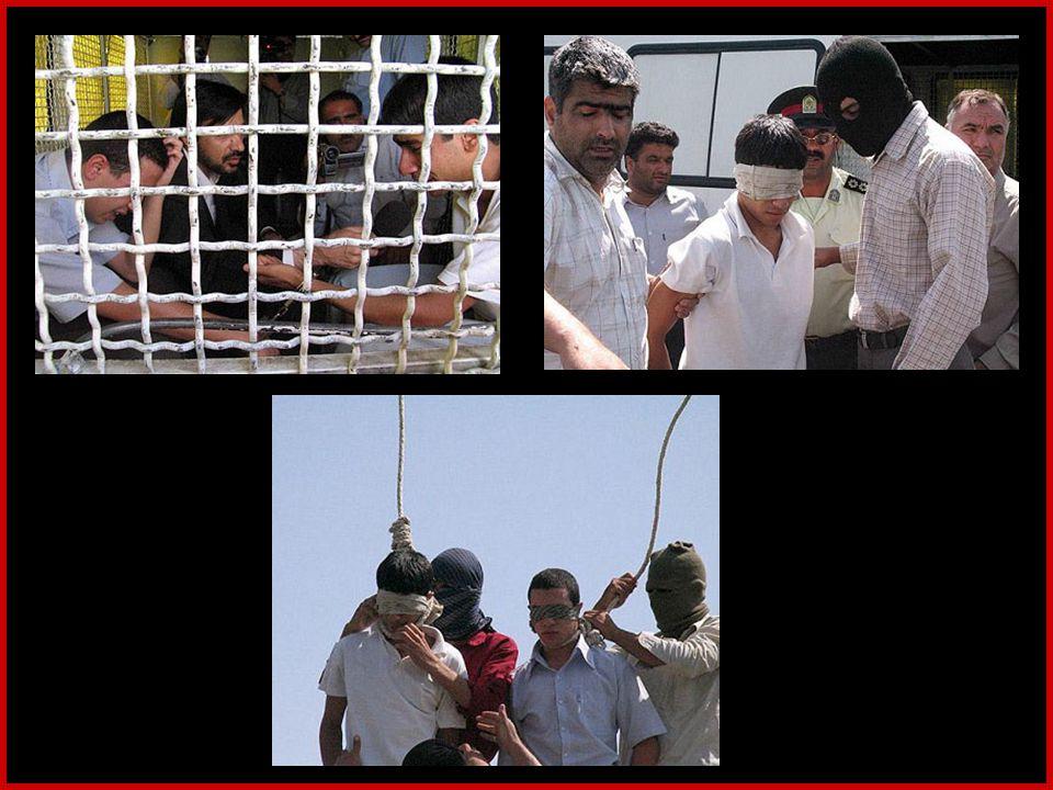 Você se pergunta por que? Não temos homossexuais no Iran
